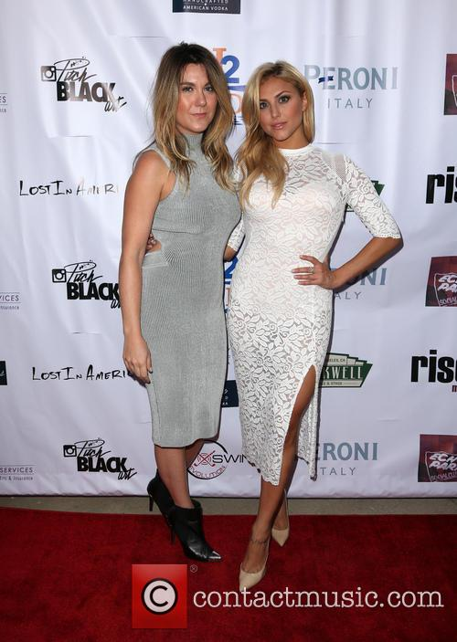 Danielle De Gregory and Cassie Scerbo 2