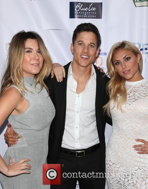 Danielle De Gregory, Mike C. Manning and Cassie Scerbo 7