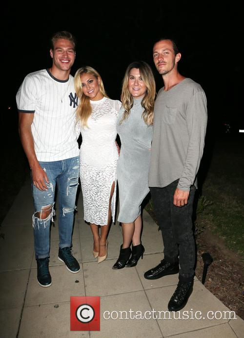 Matthew Noszka, Cassie Scerbo, Danielle De Gregory and Guest 5