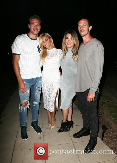 Matthew Noszka, Cassie Scerbo, Danielle De Gregory and Guest 6