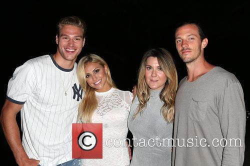 Matthew Noszka, Cassie Scerbo, Danielle De Gregory and Guest 7