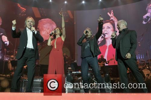Miguel, Joan Manuel Serrat, Ana Belen and Victor Manuel 11