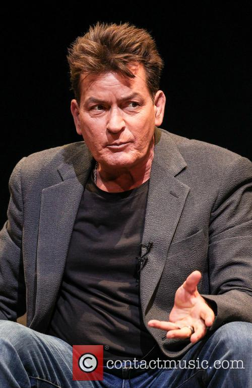 Charlie Sheen In