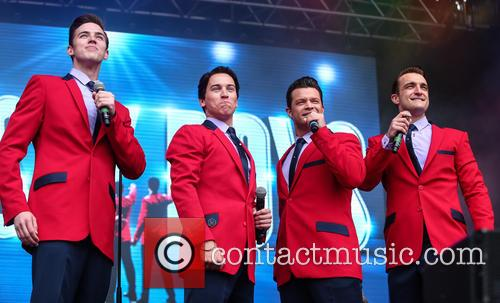 The Jersey Boys 1