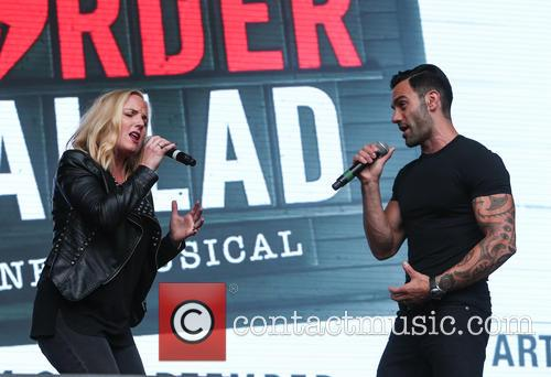 Ramin Karimloo and Kerry Ellis 3