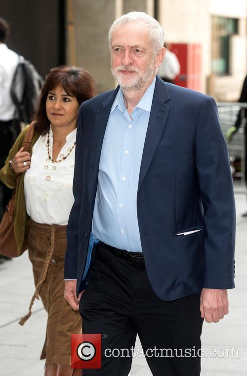 Jeremy Corbyn and Laura Alvarez 3