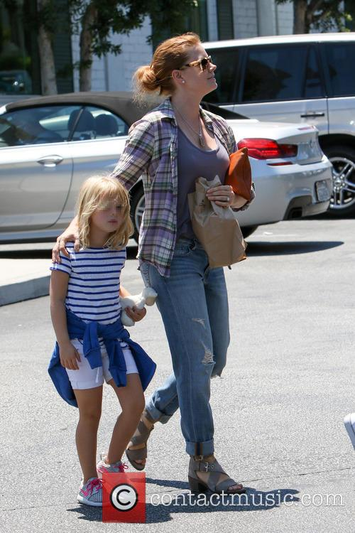 Amy Adams and Aviana Olea Le Gallo 3