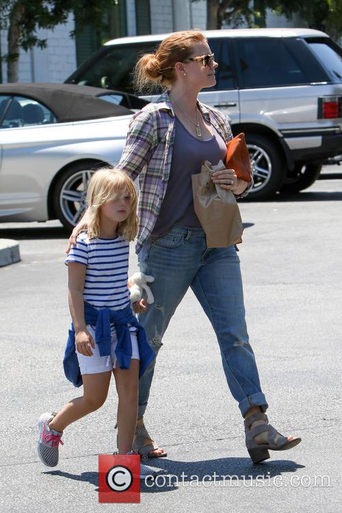Amy Adams and Aviana Olea Le Gallo 4