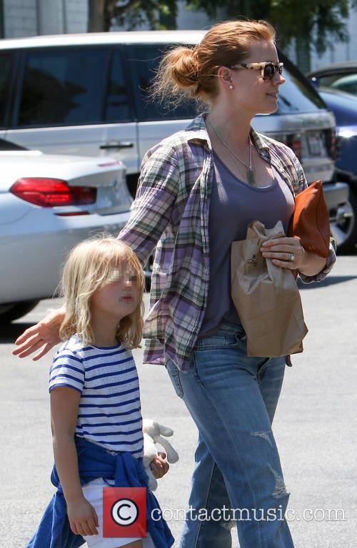 Amy Adams and Aviana Olea Le Gallo 6