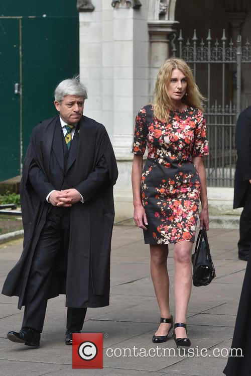 John Bercow and Sally Bercow 1