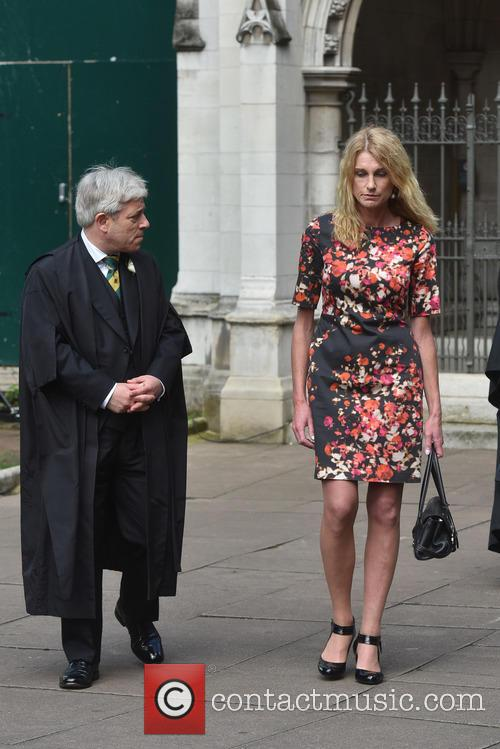 John Bercow and Sally Bercow 2