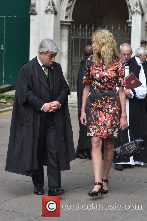 John Bercow and Sally Bercow 3