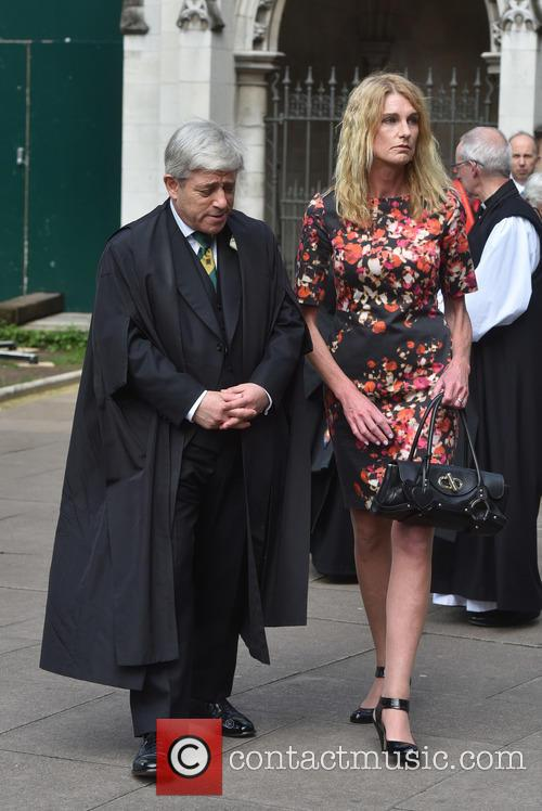 John Bercow and Sally Bercow 4
