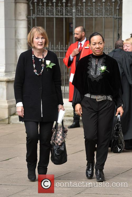 Harriet Harman and Oona King 1