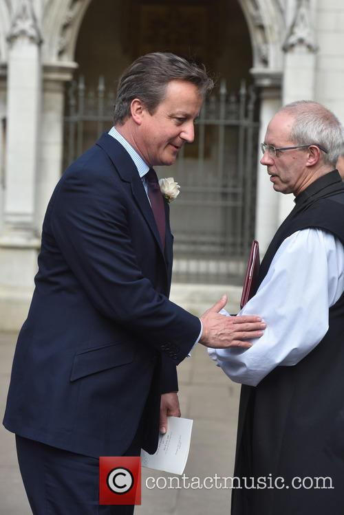 David Cameron and Justin Welby 6