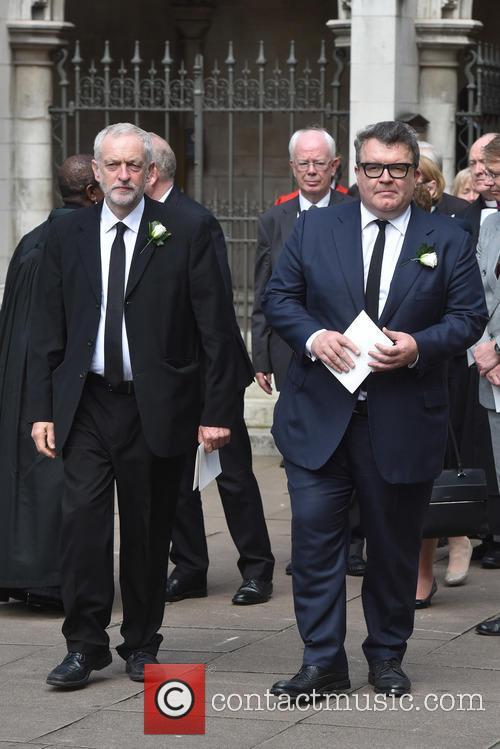 Jeremy Corbyn and Tom Watson 2