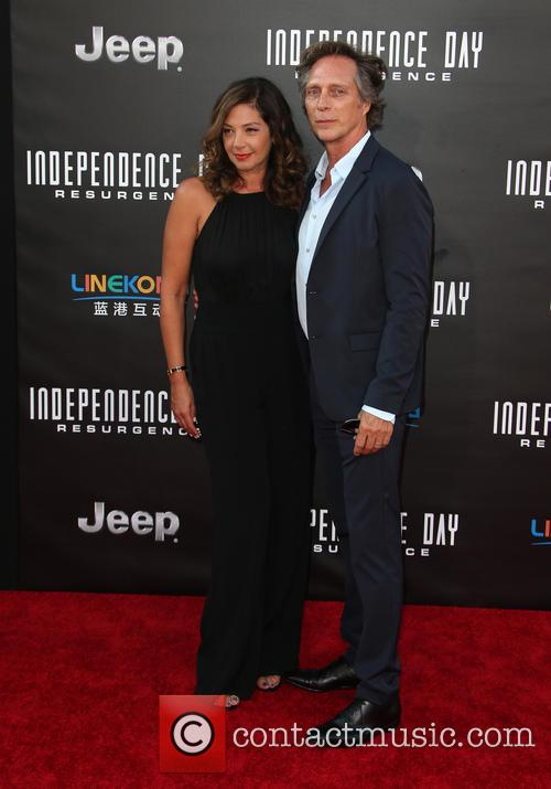 Kymberly Kalil and William Fichtner 3