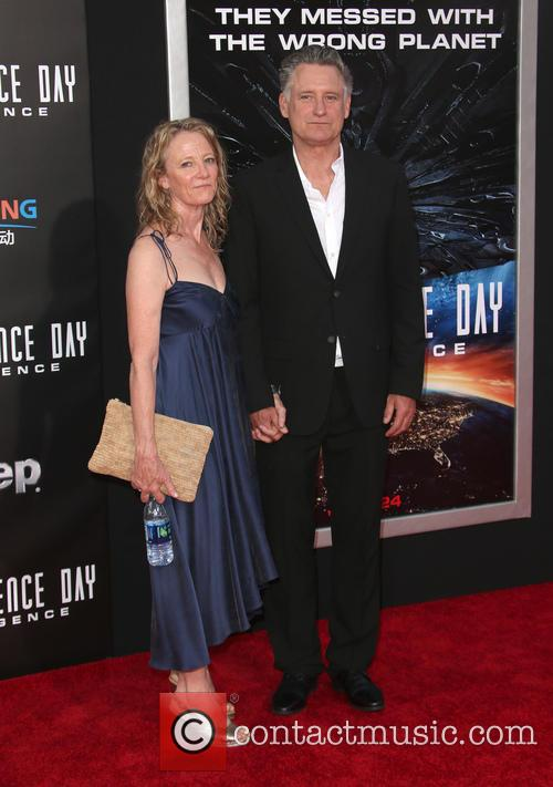 Tamara Hurwitz and Bill Pullman 1