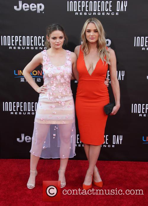 Joey King and Hunter King 10