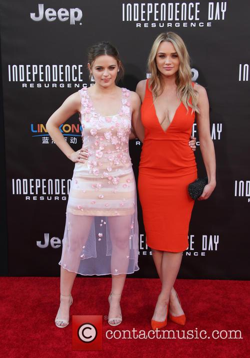 Joey King and Hunter King 11