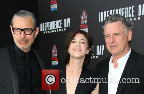 Jeff Goldblum, Charlotte Gainsbourg and Bill Pullman 5
