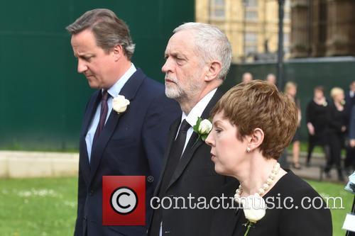 David Cameron, Jeremy Corbyn and Tina Stowell 3