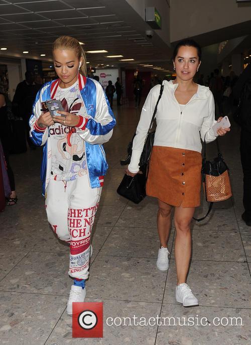 Rita Ora and Elena Ora 11