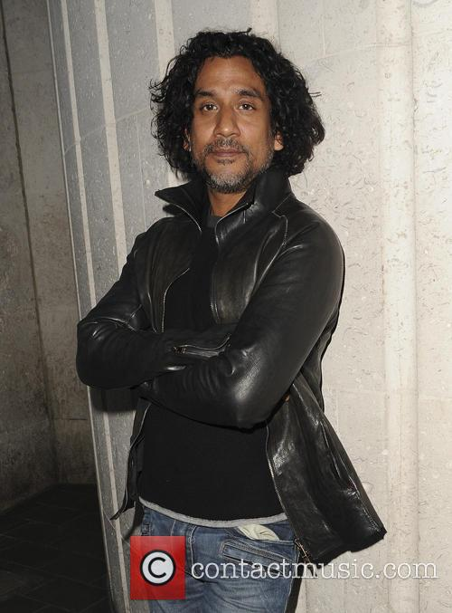 Naveen Andrews has gone from strength to strength since starring in 'Lost'