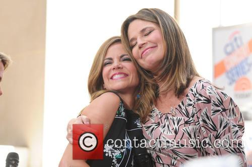Natalie Morales and Savannah Guthrie 3