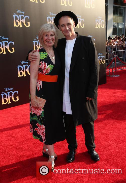 Mark Rylance and Claire Van Kampen 3