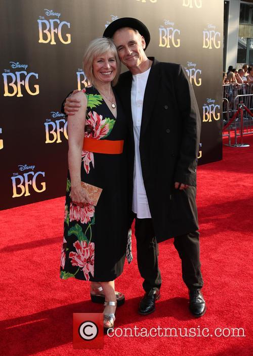Mark Rylance and Claire Van Kampen 4