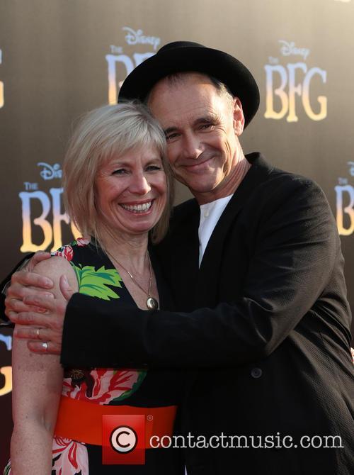 Mark Rylance and Claire Van Kampen 5