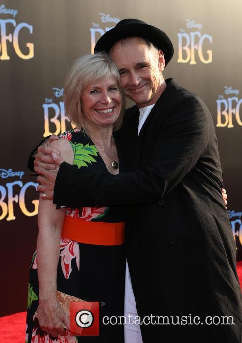 Mark Rylance and Claire Van Kampen 6