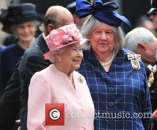 The Queen visits Liverpool