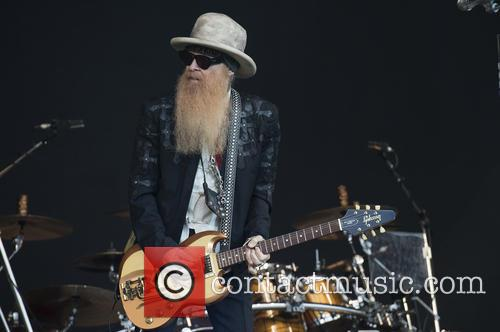 Zz Top and Billy Gibbons 4