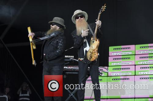 Zz Top and Billy Gibbons 7