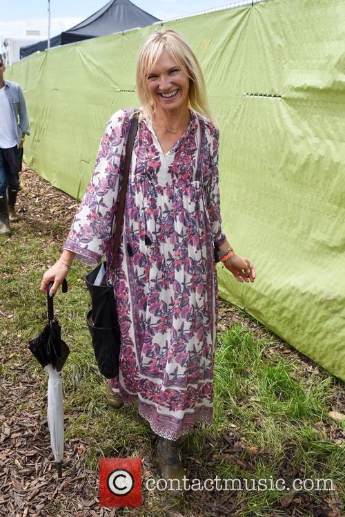 2016 Glastonbury Festival - Day 1 - Celebrity...
