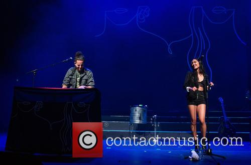 Pentatonix, Carissa Alvarado and Michael Alvarado