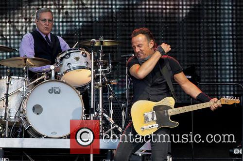 Bruce Springsteen and Max Weinberg 8