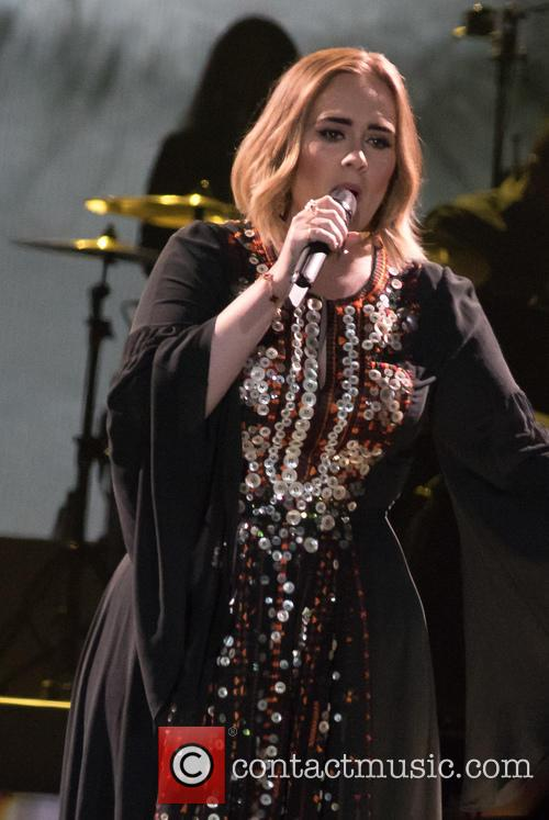 Adele Says Hello Again To Number One Spot After Glastonbury
