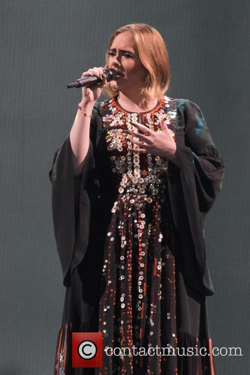Adele's Personal Wealth Grows By £40 Million In A Year