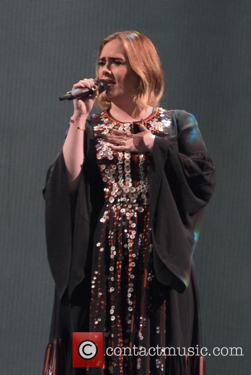Adele Is Trying To Quit Swearing During Concerts