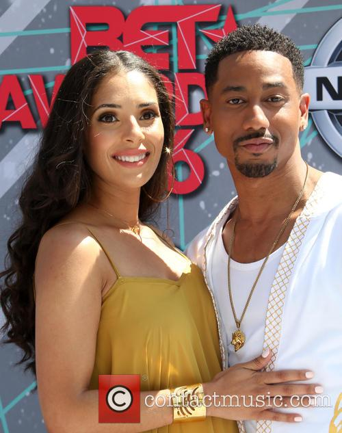 Brandon T. Jackson and Guest