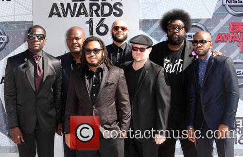 The Roots, Black Thought, Questlove, Kamal Gray, Frank