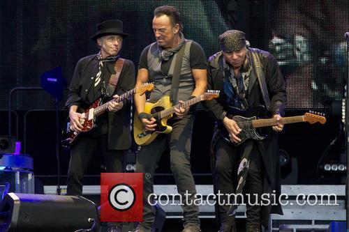 Bruce Springsteen, Nils Lofgren and Steven Van Zandt 9