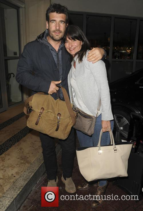 Davina Mccall and Matthew Robertson 1