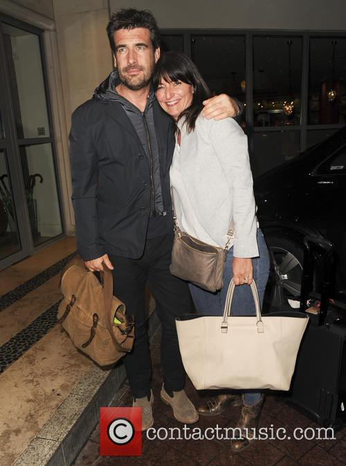 Davina Mccall and Matthew Robertson 2