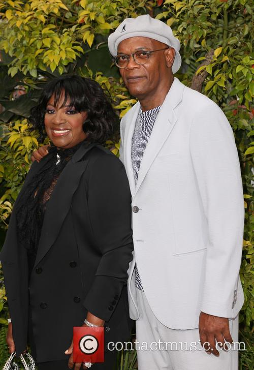Samuel L. Jackson and Guest 4