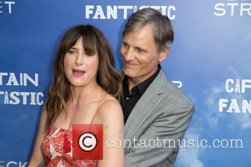 Kathryn Hann and Viggo Mortensen 1