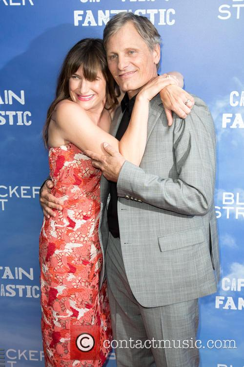 Kathryn Hann and Viggo Mortensen 2